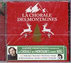 CD LA CHORALE DES MONTAGNES CHANTE NOEL 15T DE 2013 NEUF SCELLE