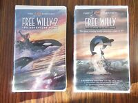Free Willy - Free Willy 2 (VHS)