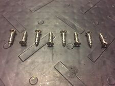 1978-1988 Monte Carlo SS Interior Carpet Door Sill Trim Panel Screws GM CHROME