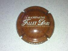 Capsule de Champagne FALLET-DART (18. marron et crème)