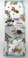 2-Pack Disney Minnie Mickey Goofy Pluto Donald Easter Dish Drying Mats 16x18 New