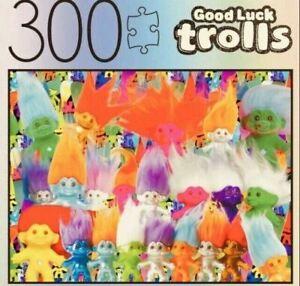 300 Piece Trolls Puzzle