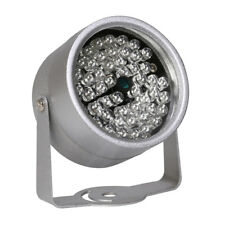 48LED 850nm illuminator Light CCTV IR Infrared Night Vision Metal Outdoor Camera