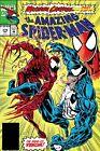 Spider-Man Venom vs Carnage Comic Book Cover 378 Poster 24X36 inches