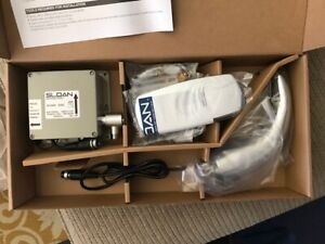 Sloan SF-2450-4-BDM Sensor Activated Faucet- Chrome NEW IN BOX