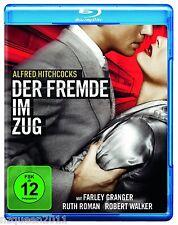 Der Fremde im Zug [Blu-ray] Leo G. Carroll, Farley Granger  * NEU & OVP *
