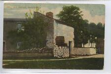 (w14d50-341) Old Houses, KETTLEWELL, Skipton c1910 Postally Unused G-VG