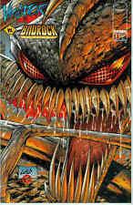 Violator vs. Badrock # 1 (of 4) (Alan Moore, Violator cover) (USA, 1995)