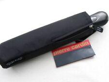 Pierre Cardin  stabiler Automatik  Regenschirm 10-teilig schwarz Herrenschirm