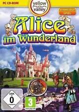 PC Computer Spiel ***** Alice im Wunderland *****************************NEU*NEW