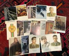 KGB Border Guard Post Card Picture Book Set with case