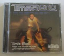 TIMBALAND ~ Tims Bio From The Motion Picture: Life From Da Bassment ~ CD ALBUM