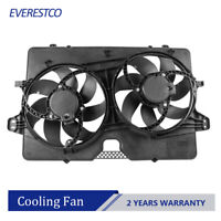 Radiator Cooling Fan Assembly For Ford Escape Mazda Tribute Mercury Mariner 3.0L