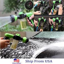 Multifunction Car Home Wash Snow Foam Water Gun Clean Pipe Washer Spray Gun