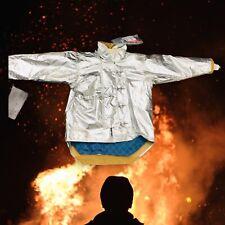 New Morning Pride Firefighter Turnout Gear Fire Jacket Aluminized Coat Fireman