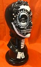 Katherine's Collection Halloween Skull Mannequin Bust—Rare—Retired