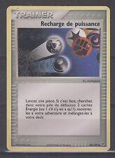 CARTE POKEMON - Trainer Recharge de puissance 86/107 VF