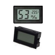 Mini Digital LCD Temperature Humidity Meter Indoor Thermometer Hygrometer Room