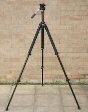 Arena Professional Camera Tripod with Velbon PH-157 Pan and Tilt head
