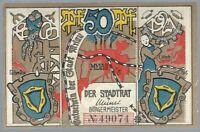 Notgeld - Stadt Mylau- 50 Pfennig 1921