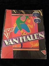 VAN HALEN FAIR WARNING TOUR-CONCERT PROGRAM BOOK-SEALED-NEAR MINT TO MINT-1981