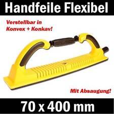 Sia Handfeile Handblock Karosseriefeile Flexibel Schleifklotz 70x400mm biegsam