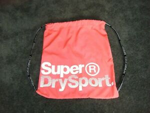 Super dry drawstring bag