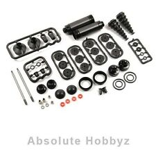 Xray XT9 Rear Shock Absorbers + Boots Complete Set (2) - XRA358210