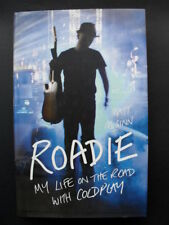 ROADIE: Matt McGinn: My Life on the Road With Coldplay:  Music, Bands, The Arts.