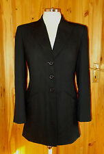 PRINCIPLES black long sleeve single breasted tailored smart office suit jacket 8