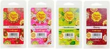 Chupa Chups Fruit Scented Candle Wax Melts  Lemon Lime/strawberry/cherry