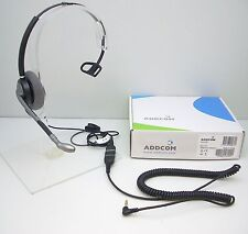 Add700/07 Headset with 3.5mm Plug for Alcatel 4028 4029 4038 4039 4068 Ip-Touch