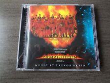 Armageddon Motion Picture Score Trevor Rabin (CD, 1998, Sony Music)