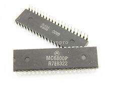 20pcs MC6800P IC MC6800 DIP-40 CPU Microprocessor
