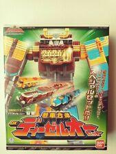 Bandai Ressha Sentai ToQger Tokkyuger DX Diesel Oh Power Rangers Used