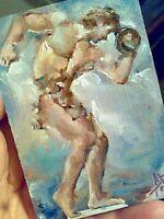 Original art,gay art interest,sexy body man,armpits male torso,erotic model boy