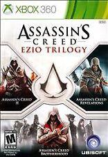 Assasin's Creed | Ezio Trilogy | Xbox 360