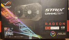 Asus Strix Radeon RX 470 4GB GDDR5 ROG OC Gaming Graphics Card **FREE SHIPPING**