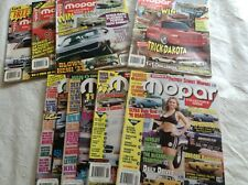 Mopar Collectors Guide early issues