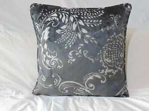 Designers Guild Fabric Fredensborg Raven Cushion Covers / Pillow