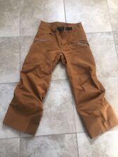 Arcteryx Sabre AR Pants Mens Medium in Yukon Colour