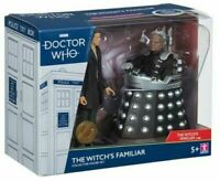 Doctor who The Witch is Familiar (1988) Collector Figure Set