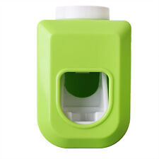 Automatic Toothpaste Dispenser Holder Toothpaste Stand Bathroom Wall Mount Rack