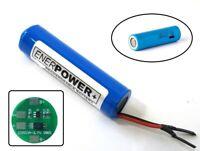 Enerpower Li-Ion 3,6V 1S1P 21700 5000 mAh Schutzschaltung Kabel offene Enden 50E