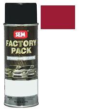 SEM 19073 Factory Pack Ford Paint Code E4 Vermillion Aerosol Spray Paint