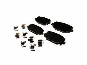 Rear AC Delco Brake Pad Set fits Ram C/V 2012-2015 68HYMZ