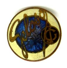 Distintivo Microfoni Geloso Chiusura A Rondella, Diametro cm 2