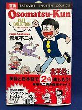 Osomatsu Kun San English Best Selection Comic Book Japan Fujio Akatsuka Japan