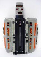 GO BOTS COMMAND CENTER FORTRESS Bandai Tonka Robot Playset NEAR COMPLETE 1984