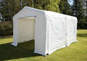 Sunncamp Inflatable Air Marquee Event Shelter Party Tent Gazebo 4m x 4m